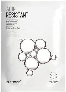 N.Essens Mặt Nạ Chống Lão Hóa Aging Resistant (1 miếng, 28ml pc) thumbnail
