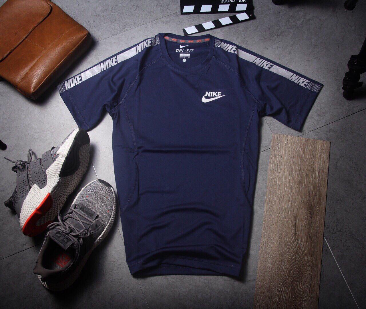 Bán Áo thun thể thao nam Pro Sport NK300 - King of sports (Đồ tập, quần áo tập gym, thể dục,thể hình, Yoga cao cấp, Hàng VNXK)