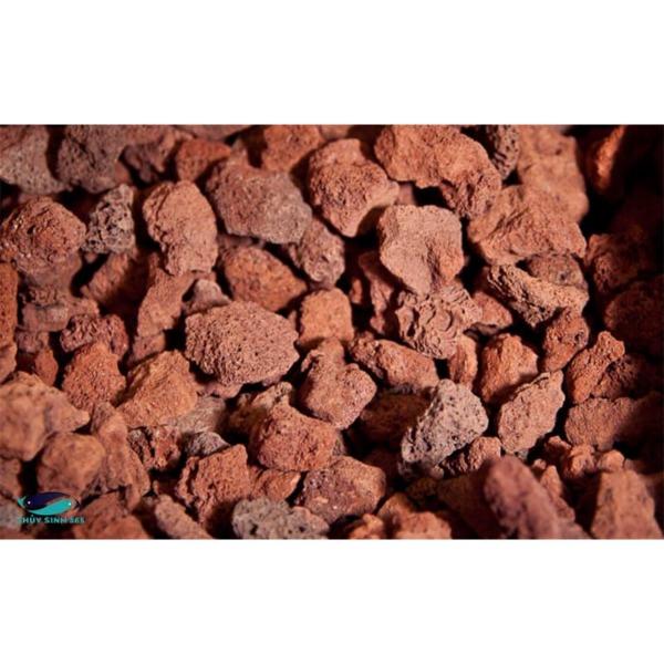 Đá nham thạch (1kg) loại đẹp, vật liệu lọc, trang trí bể cá