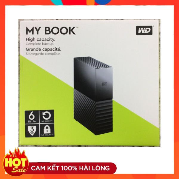 Giá Ổ cứng cắm ngoài WD Mybook 6TB (Newversion)