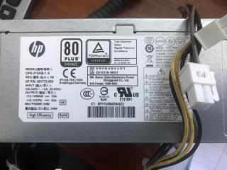 Nguồn đồng bộ HP 310w 400 G4 280 288 G3 MT DPS-310AB-1A 901772-003 4 + 4pin thumbnail