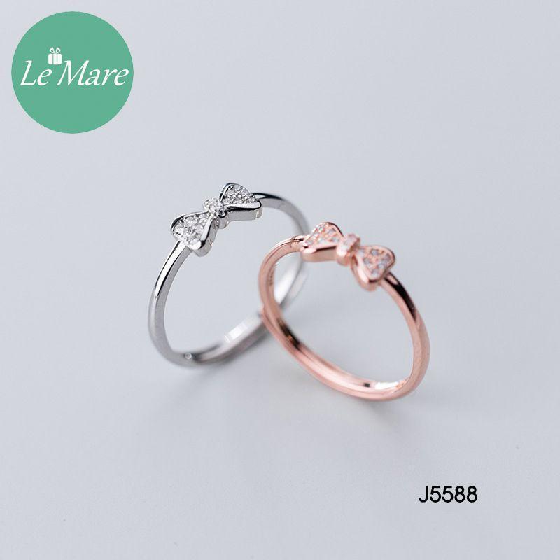 Nhẫn bạc nhiều màu J5588