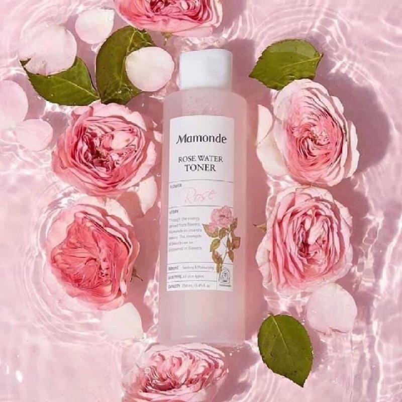 Tẩy trang hoa hồng mamode nhập khẩu