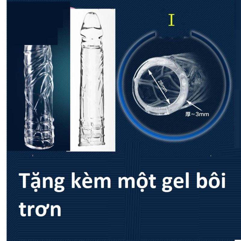 Bao cao su dên mẫu trơn+gel boi tron tốt nhất