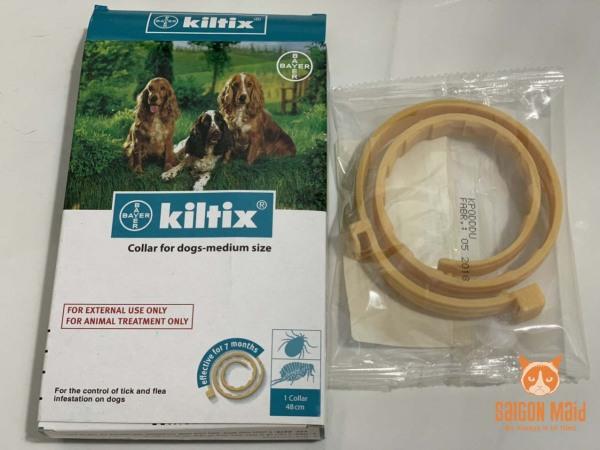 Vòng đeo cổ KILTIX (medium) dành cho cún của bạn- Bảo vệ tối ưu