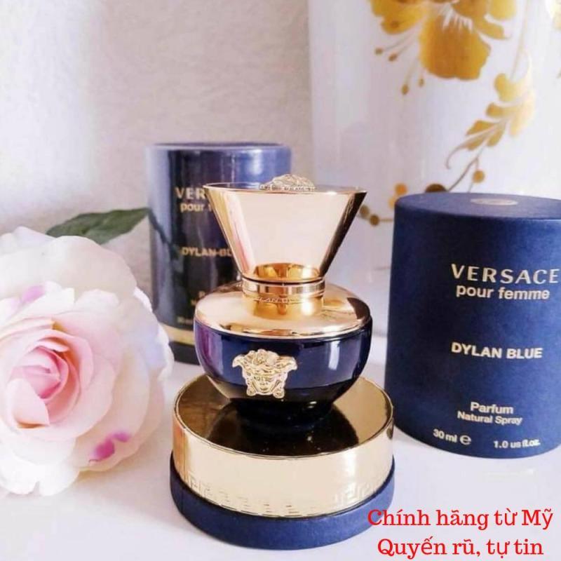 Nước hoa nữ Versace Dylan Blue 100ml Pour Femme