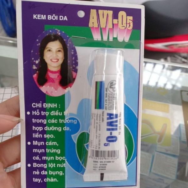 KEM BÔI MỤN AVI-O5 giá rẻ