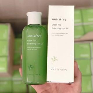 Nước cân bằng độ ẩm innisfree Green Tea Balancing Skin Ex 200ml thumbnail