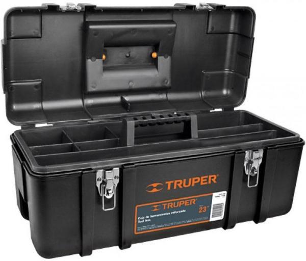 Thùng đồ nghề 23in - (59 x 25 x 27cm) Truper (CHP-23X)-11506