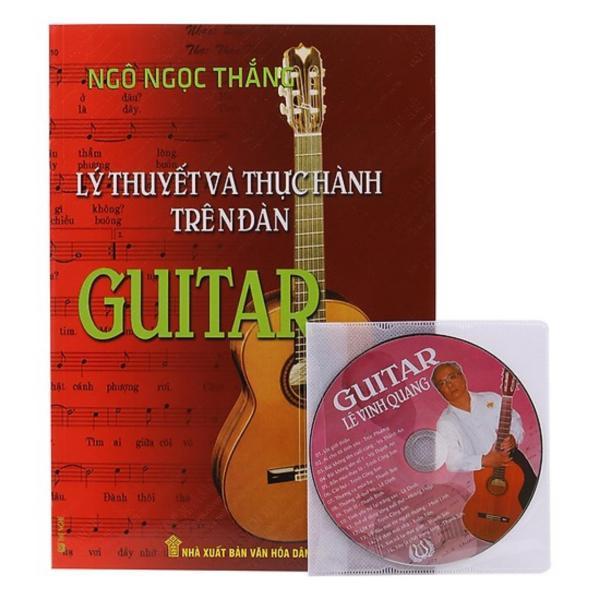 Mua Lý Thuyết Và Thực Hành Trên Đàn GuiTar (Kèm CD) - Ngô Ngọc Thắng
