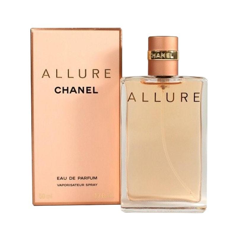 Nước hoa nữ chanel Allure eau de parfum 100ml full seal