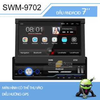 [HCM]Đầu Android Ô Tô 1 DIN 7 Inch 9702 thumbnail
