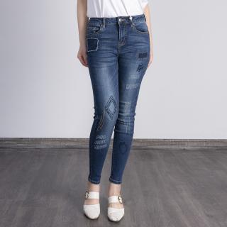 Quần Jean Nữ O.jeans - 5QJD20244FW thumbnail
