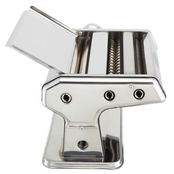 Máy cán bột mì gia đình (3 lưỡi) - Thiết bị cắt mỳ sợi đa năng