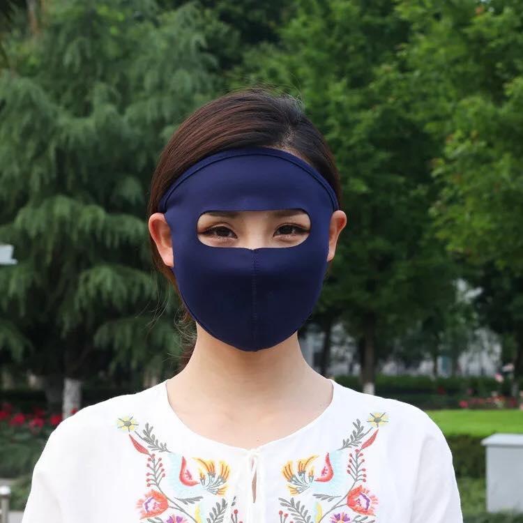 Khẩu trang ninja chống nắng , chóng tia UV cho chị em phụ nữ
