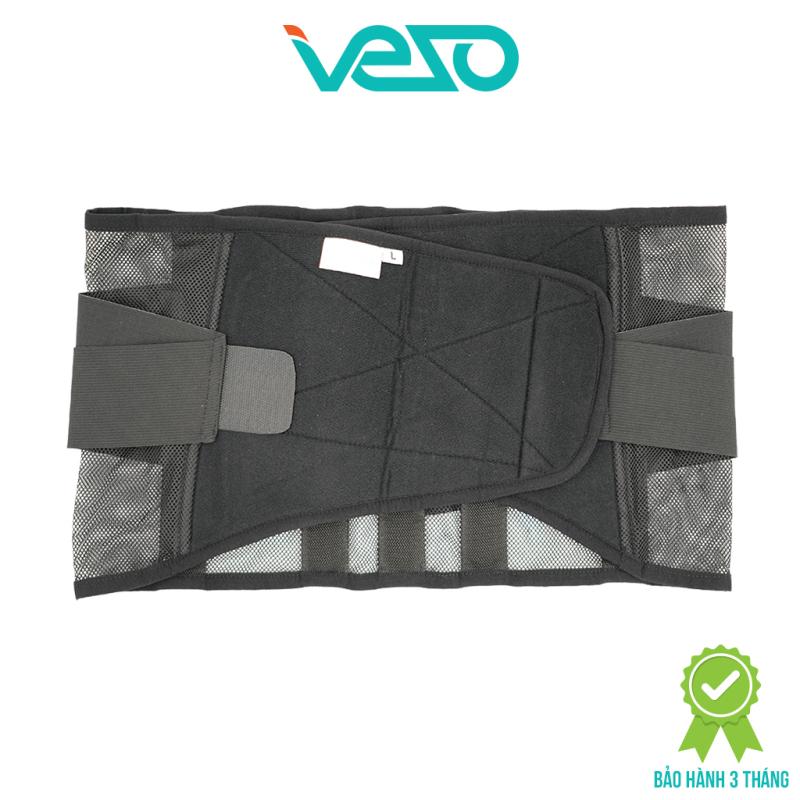 Đai thắt lưng Presitom L1 - Dùng cho người đau lưng thoát vị đĩa đệm - Sản xuất từ những nguyên liệu ngoại nhập - Hàng chất lượng cao