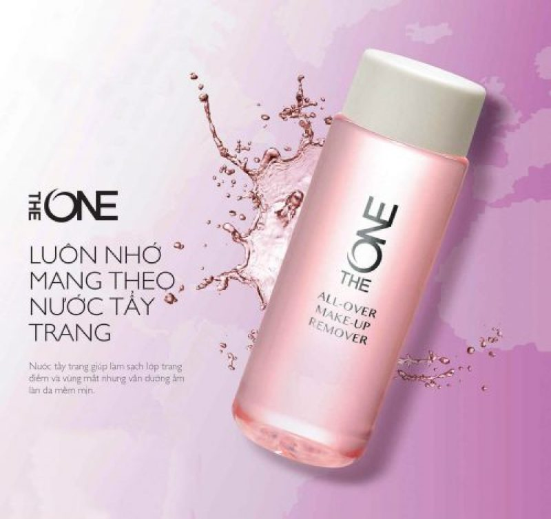 The ONE All-Over Make-Up Remover cao cấp