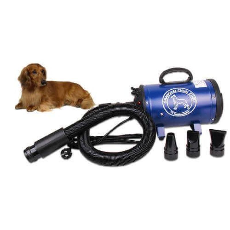 HCM -SP522 - Máy sấy BS2400 ( CS2400 đời mới ) máy sấy chuyên dụng phòng khám chó mèo, thú cưng-(Màu Xanh)