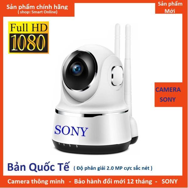 Camera wifi Sony Full-HD1080 2.0MP hình ảnh sắc nét tuyệt đối