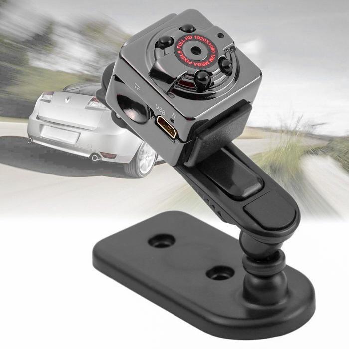 Camera mini siêu nhỏ SQ8 HD1080P hình ảnh rõ nét quay cả ban ngày và ban đêm - Camera giám sát, hành trình xe máy full HD 1080 - BH uy tín 1 đổi 1