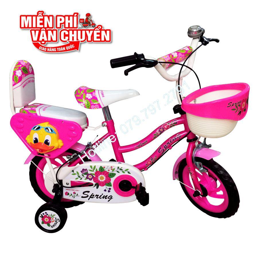 Xe đạp trẻ em Nhựa Chợ Lớn 14 inch K99...