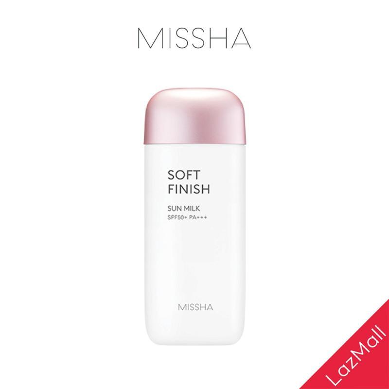 Kem Chống Nắng Missha All Around Safe Block Soft Finish Sun Milk 70ml nhập khẩu