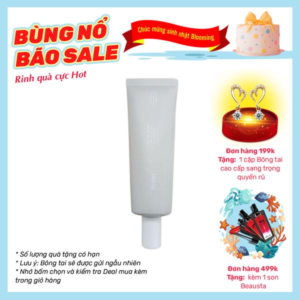Kem chống nắng nâng tone giúp bảo vệ da dành cho da bóng dầu, dễ nổi mụn, da nhạy cảm  Huxley Tone Up Cream; Stay Sun Safe SPF50+ PA+++ 50ml