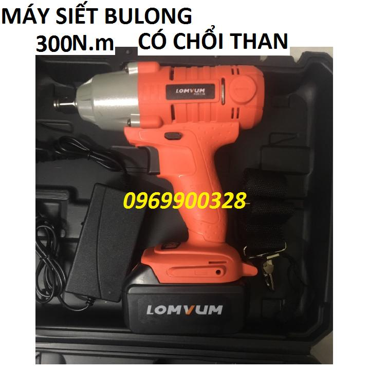 máy mở ốc bulong