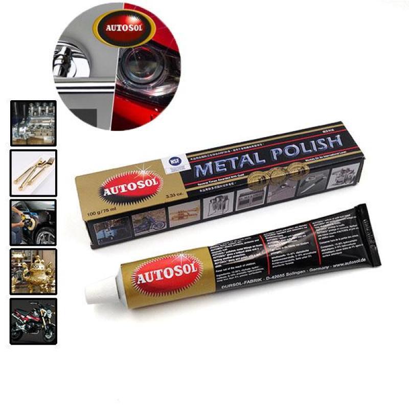 Kem tẩy làm sáng bóng kim loại Autosol Metal Polish 75ml