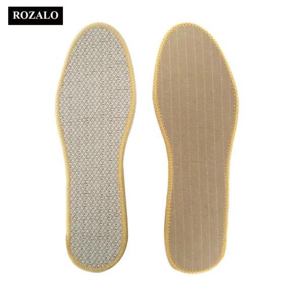 Miếng lót giày hút ẩm khử mùi Rozalo R2111 (1 đôi) giá rẻ