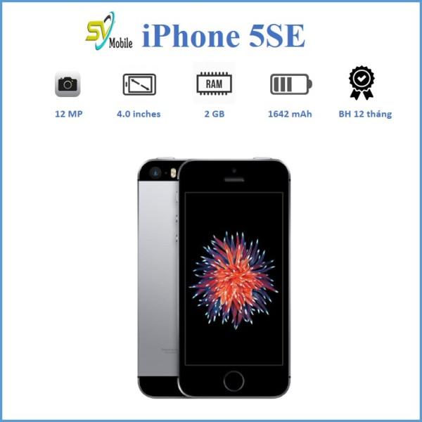 Điện Thoại iPhone SE Quốc Tế 16-32-64-128GB. Full Chức Năng Mới 90%