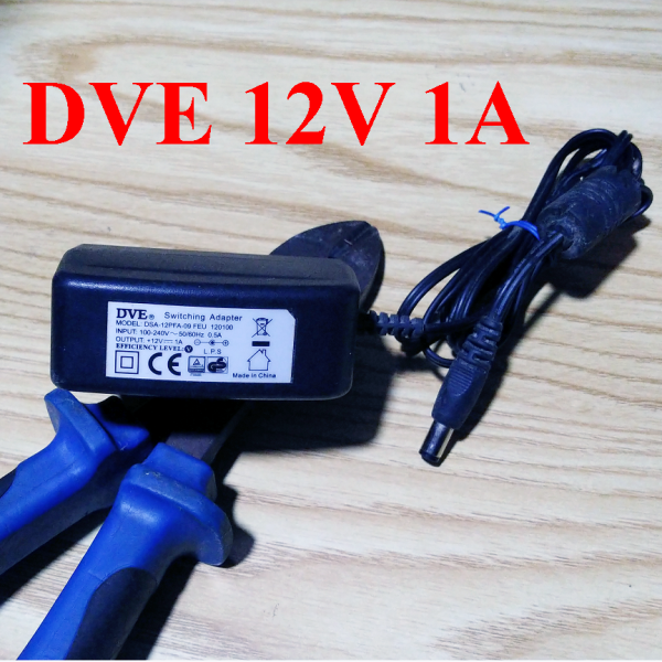 Bảng giá ADAPTER Nguồn DVE 12V 1A chống nhiễu Phong Vũ