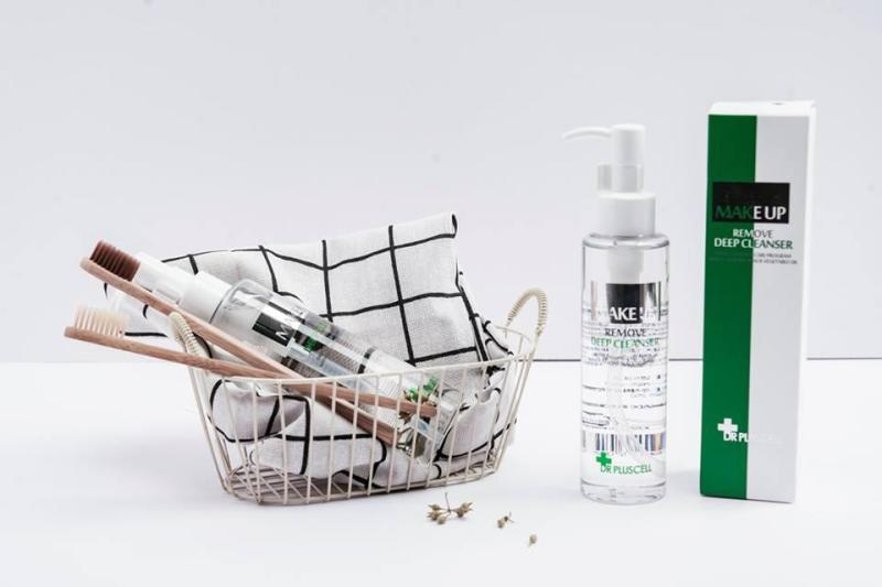 Dầu tẩy trang Make-up Remove Deep Cleanser Dr Pluscell cao cấp