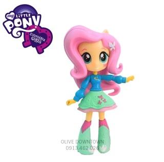 Fluttershy Búp bê Pony cao 13cm - My Little Pony hàng VNXK Hasbro thumbnail