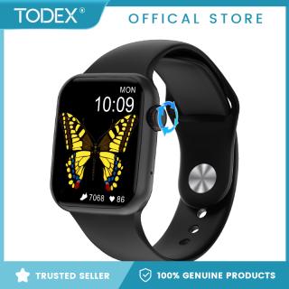 Đồng hồ thông minh TODEX DT100 Nút xoay cuộc gọi Bluetooth + 3D toàn màn hình cảm ứng Thể thao bơi đồng hồ thông minh có màn hình chia mật khẩu thumbnail