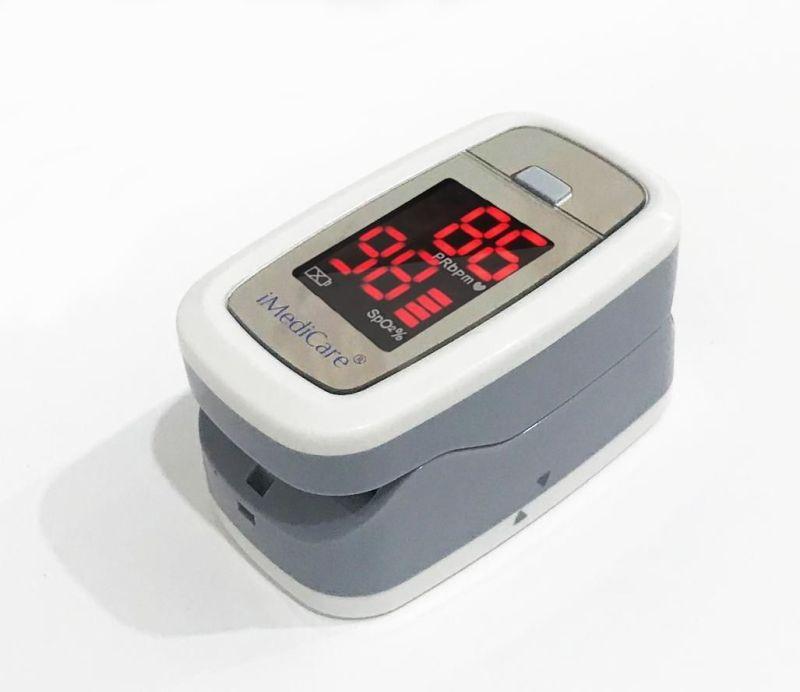 Máy đo nồng độ Oxy trong máu SpO2 và nhịp tim Imedicare A3 Singaprore bán chạy