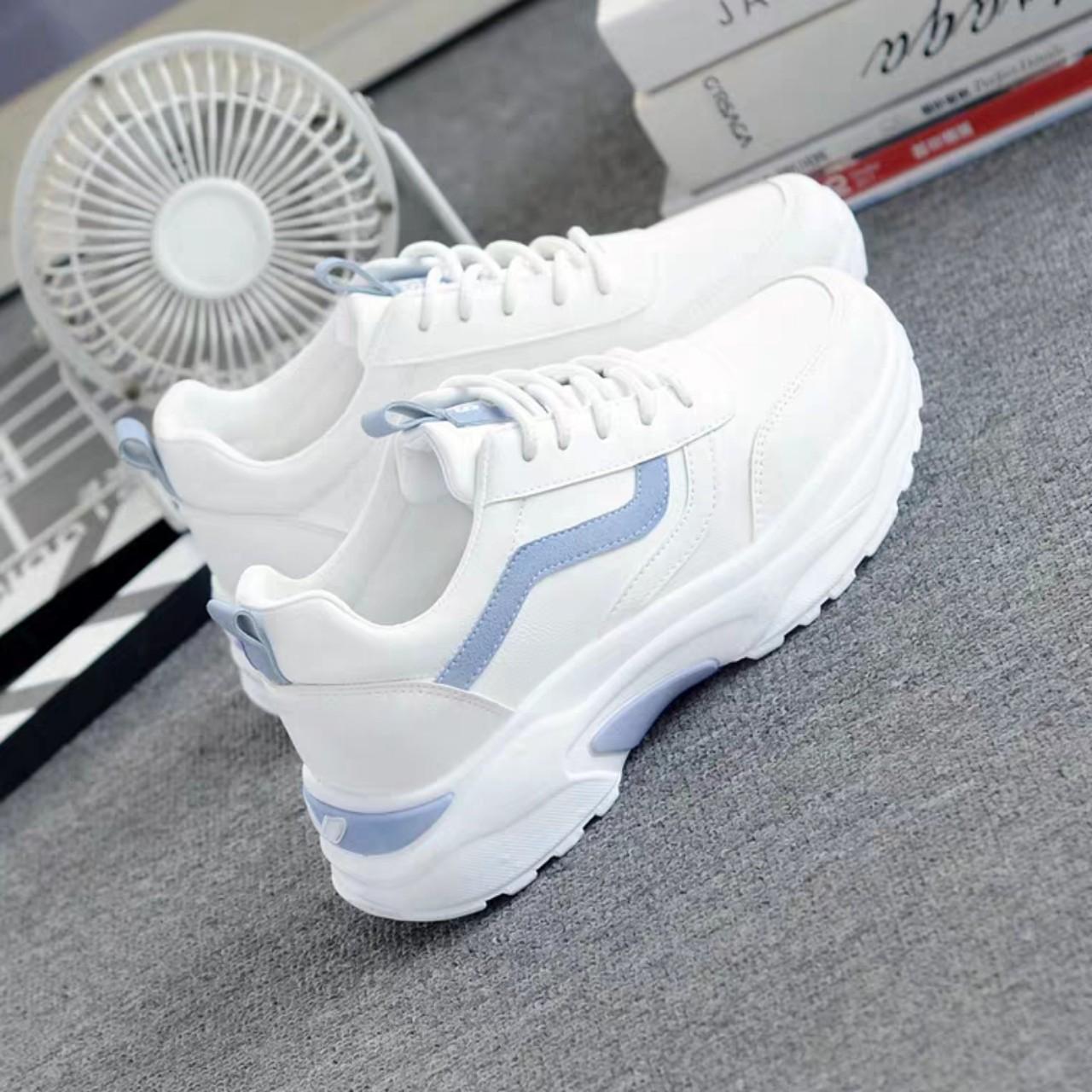Giày thể thao nữ 3 màu (kiểu 2) vang Nhật Bản