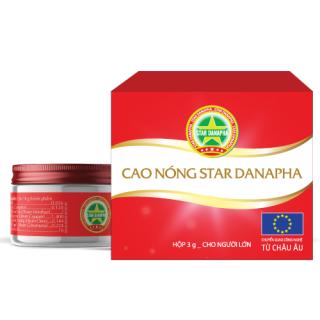 Cao nóng Star Danapha thumbnail