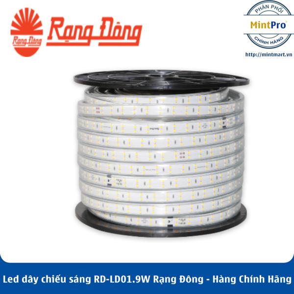 Led dây chiếu sáng RD-LD01.9W Rạng Đông - Hàng Chính Hãng