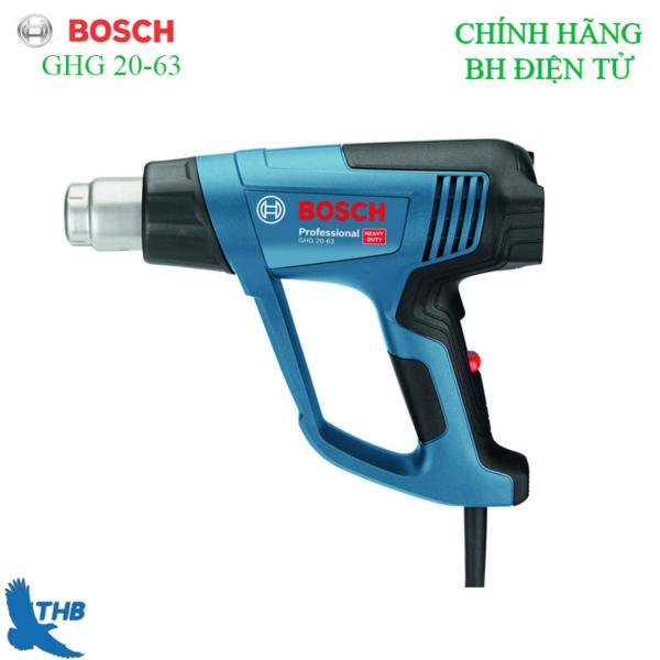 Máy thổi hơi nóng Bosch GHG 20-63