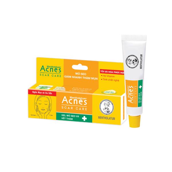 Gel Mờ Vết Thâm Và Liền Sẹo Acnes Scar Care (12g) nhập khẩu