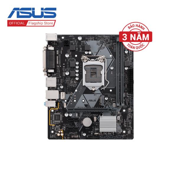 Bảng giá Mainboard Asus PRIME H310M-D thiết kế thông minh và phần cứng cao cấp mang đến chất lượng âm thanh cực đỉnh Phong Vũ