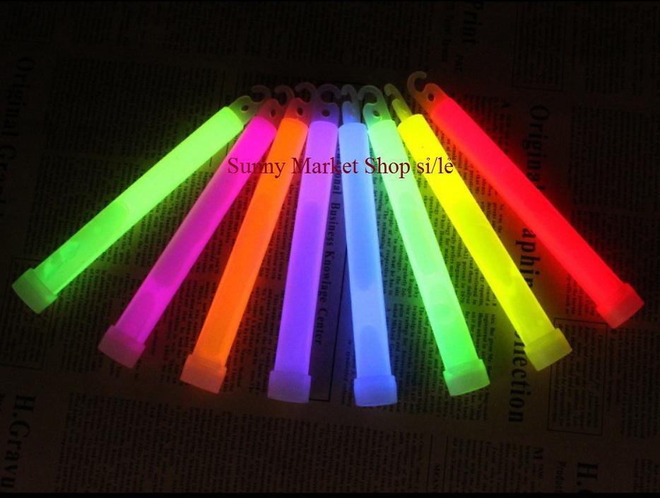 Que phát sáng Sunny loại to đương kính 1.8 cm, dài 1.5 cm phát sáng vào ban đêm hoặc phòng tối (1 Que) 9