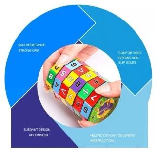 Đồ chơi trẻ em rubic toán học, phát triển khả năng tính toán, kích thích tư duy trí não phát triển cho bé từ 4 đến 8 tuổi 3