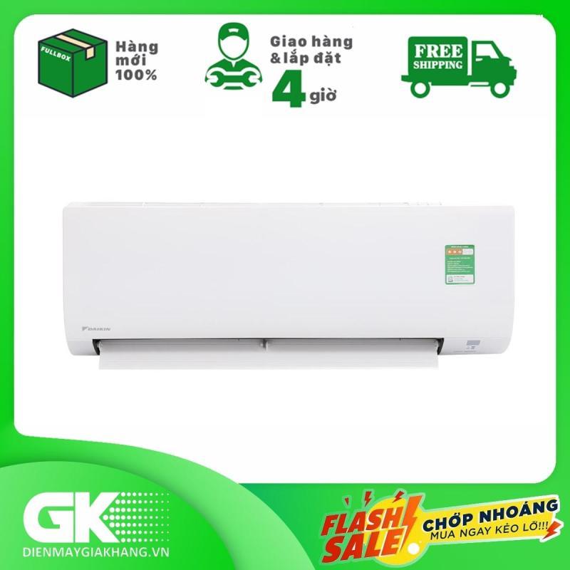 Bảng giá Máy lạnh Daikin 1.5 HP FTC35NV1V, Nhãn năng lượng tiết kiệm điện 3 sao, Lọc bụi, kháng khuẩn, khử mùi - Bảo hành 12 tháng