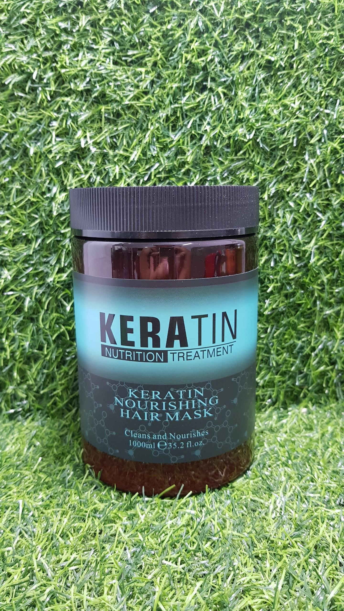 Kem ủ tóc phục hồi Keratin Nutrition Treatment 1000