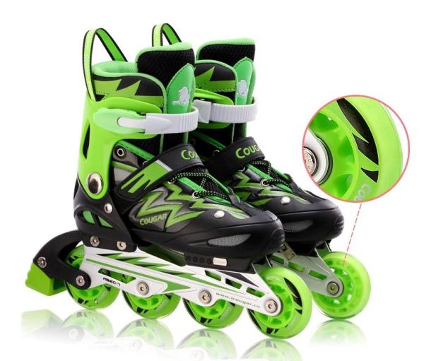 Mua Giày Patin Trẻ Em CG 835L - Giày patin cho bé trai và gái, giày trượt patin cho bé tập chơi