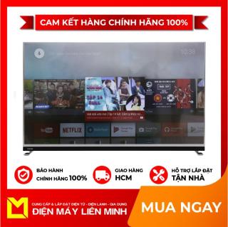 TRẢ GÓP 0% - Android Tivi Toshiba 4K 49 inch 49U9750,Ultra HD 4K Panel và bộ vi xử lý CEVO 4K Engine cho chất lượng hình ảnh vượt trội.Tìm kiếm bằng giọng nói (có hỗ trợ tiếng Việt) thumbnail