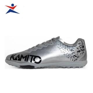 Giày sân cỏ nhân tạo Kamito Sevila màu bạc, bám sân tốt, hàng có sẵn, đủ size thumbnail