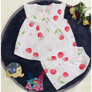 Bộ quần áo Cánh Tiên vải Tole, lanh (loại 1) siêu mềm mịn mát mẻ cho mùa hè nắng nóng , size 1 đến 09 cho bé 5 đến 28kg, BỘ TONE SIÊU MÁT MẺ (Nhiều màu - Mix ngẫu nhiên) thumbnail